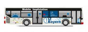 RIETZE 66896 Mercedes-Benz Citaro VAG Nürnberg Mobile Impfstation Busmodell 1:87 kaufen