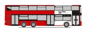 RIETZE 67789 MAN Lions City DL07 PKS Gdansk Busmodell 1:87 kaufen