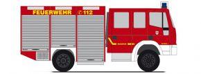 RIETZE 68315 Iveco Magirus Eurofire Feuerwehr Göppingen Blaulichtmodell 1:87 kaufen