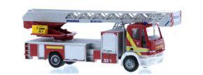 RIETZE 68583 Iveco Magirus Drehleiter Feuerwehr Airport Nürnberg Blaulichtmodell 1:87 kaufen