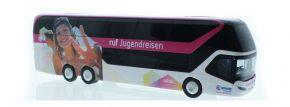 RIETZE 69046 Neoplan Skyliner 2011 ruf Jugendreisen Briskamp Harsewinkel Busmodell 1:87 kaufen