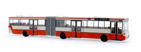 RIETZE 69840 Mercedes-Benz O405 G Wolfsburger Verkehrs GmbH Busmodell 1:87 kaufen