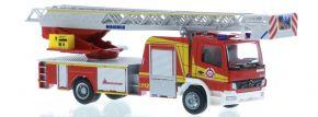 RIETZE 71618 Iveco Magirus DLK32 Feuerwehr Weilheim Blaulichtmodell 1:87 kaufen