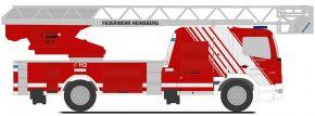 RIETZE 71627 Iveco Magirus Drehleiter Feuerwehr Heinsberg Blaulichtmodell 1:87 kaufen