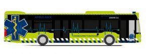 RIETZE 73477 Mercedes-Benz Citaro 2015 Ambulance GRTW Basel Busmodell 1:87 kaufen