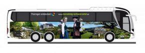 RIETZE 74833 MAN Lions Coach L 2017 KomBus Thüringen entdecken Busmodell 1:87 kaufen