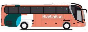 RIETZE 74843 MAN Lions Coach  2017 BlaBlaBus Busmodell 1:87 kaufen