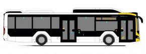 RIETZE 75317 MAN Lions City 12 G  2018 VWG Oldenburg Busmodell 1:87 kaufen