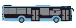 RIETZE 75320 MAN Lions City 12 2018 Delbus Delmenhorst Busmodell 1:87 kaufen