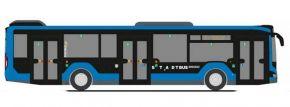 RIETZE 75327 MAN Lions City 12 2018 Stadtbus Bregenz Busmodell 1:87 kaufen