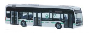 RIETZE 75518 Mercedes-Benz eCitaro Zug Obersack Schweiz Busmodell 1:87 kaufen