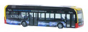 RIETZE 75519 Mercedes-Benz eCitaro Stadtwerke Tübingen Busmodell 1:87 kaufen