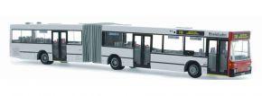 ausverkauft | RIETZE 76419 Mercedes-Benz O405 GN2 Rheinbahn Düsseldorf Busmodell 1:87