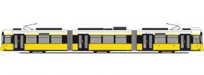 RIETZE STRA01069 Adtranz GT6 BVG Wagennummer 2230 Strassenbahnmodell 1:87 kaufen