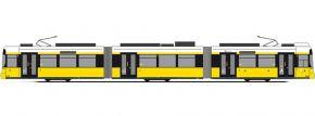 RIETZE STRA01074 Adtranz GT6 BVG Wagennummer 2217 Strassenbahnmodell 1:87 kaufen