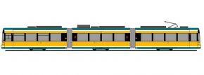 RIETZE STRA01083 Adtranz GT6 Norrköping Strassenbahn Fertigmodell 1:87 kaufen