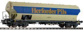 Rivarossi HR6399 Silowagen Herforder Pils DB AG | DC | Spur H0 kaufen