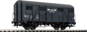 Rivarossi HR6479 Ged. Güterwagen Gmhs MAN DB | DC | Spur H0 kaufen