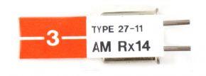 robbe F102014 AM-Empfängerquarz 27.095 MHz kaufen