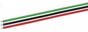 Roco 10623 Flachbandkabel | 3-polig | 10 m | 0,7 mm² kaufen