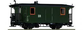 Roco 34048 Schmalspur-Gepäckwagen DR | DC | Spur H0e kaufen