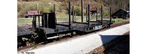 Roco 34580 Rungenwagen SSm/s ÖBB | DC | Spur H0e kaufen