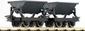 Roco 34600 2-teiliges Set Kipploren Spur H0e kaufen