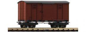Roco 34623 Gedeckter Waldbahn-Güterwagen | DC | Spur H0e kaufen