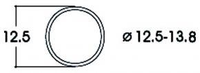Roco 40066 Haftringsatz | Gleichstrom | 12,5-13,8mm | 10 Stück | Spur H0 kaufen