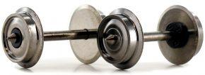 Roco 40180 Gleichstrom Radsatz 10mm | 2 Stück | Spur H0 kaufen