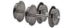 Roco 40196 Wechselstromradsatz | 2 Stück | Länge 24,75 mm | Spur H0 kaufen