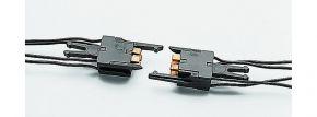 Roco 40345 Elektr. Kupplung | 4-polig | 2 Stück | Spur H0 kaufen