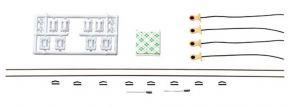 Roco 40361 Universalbeleuchtungs-Satz für 3a Personenwagen | Spur H0 kaufen