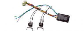Roco 40411 Digital-Kupplungs-Einbausatz NEM 652 | DCC RailCom | Spur H0 kaufen