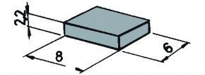 Roco 42256 6 Stck. Magnete f. Reed-Kontakte | Gleichstrom | Spur H0 kaufen