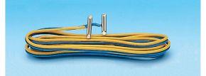 Roco 42613 2-poliges Anschlusskabel m. Laschen | RocoLine | Spur H0 kaufen