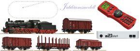 Roco 51318 Digital-Startset BR 57 mit Güterzug DB | DCC | Spur H0 kaufen