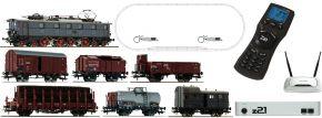 Roco 51323 Premium-Digitalstartset E 52 + Güterzug DRG | DCC Sound | Spur H0 kaufen
