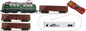 Roco 51330 z21 Digital-Startset E-Lok BR 140 mit Güterzug DB | DCC | Spur H0 kaufen