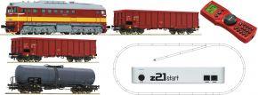 Roco 51332 z21 Digital-Startset Diesellok T679 mit Güterzug CSD | DCC | Spur H0 kaufen