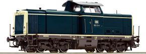 Roco 52539 Diesellok BR 212, ozenblau/beige DB   DCC Sound   Spur H0 kaufen