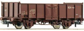 Roco 56274 Offener Güterwagen braun CD | DC | Spur H0 kaufen