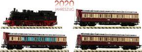 Roco 61477 4-tlg. Zugset Ruhr-Schnellverkehr DRG | DC analog | Spur H0 kaufen