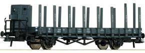Roco 66349 Rungenwagen Pdkh 31 PKP | DC | Spur H0 kaufen