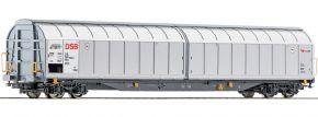 Roco 66433 Schiebewandwagen Habbillns DSB | DC | Spur H0 kaufen