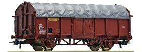 Roco 66867 Schiebeplanenwagen T SNCF | DC | Spur H0 kaufen