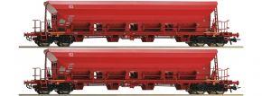 Roco 67087 Selbstentladewagen-Set 2-tlg. Facs DB | Spur H0 kaufen