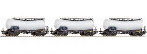 Roco 67149 Knickkesselwagen-Set 3-tlg. ATIR-RAIL | Spur H0 kaufen