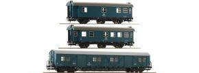 Roco 67198 Bauzugwagen-Set 3-tlg. DB | DC | Spur H0 kaufen