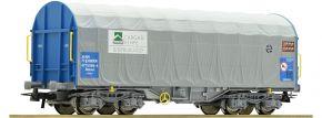Roco 67315 Schiebeplanenwagen RailSider Cargas Renfe | DC | Spur H0 kaufen